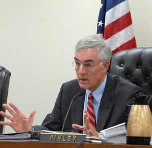 Ed Finley chairs the N.C. Utilities Commission.