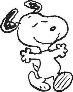 MetLife's Ambassador Snoopy.
