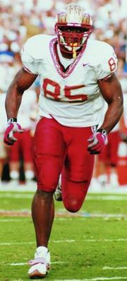 Andre Wadsworth – Defensive End  | Florida State  |  3rd pick  | 1998  | Phoenix Cardinals