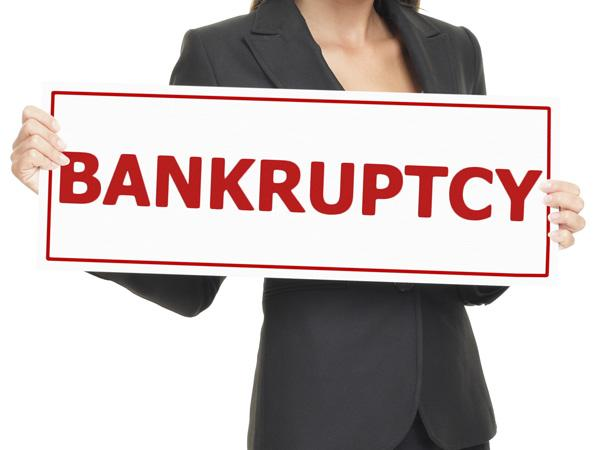 The number of bankruptcies in Wake County is on the decline.