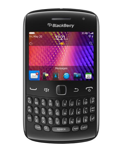 Research in Motion makes the Blackberry.