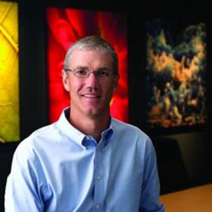 Chuck Swoboda is the CEO at Cree Inc., a Durham-based semiconductor company.