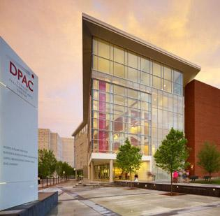 Plans call for a hotel, perhaps with the Aloft brand, to wrap around the DPAC in Durham.