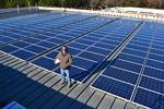 Marble supplier sells solar power to Progress Energy