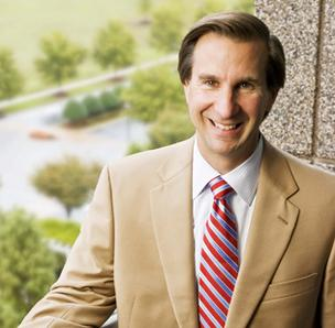 Ed Fritsch is the CEO at Raleigh-based Highwoods Properties.