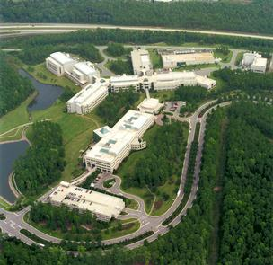 GSK is one of Research Triangle Park's largest employers.