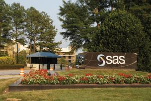 SAS is one of this year's Green Awards winners.