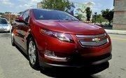A closer look at the new Chevrolet Volt.