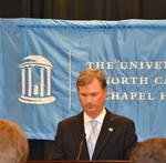 Ross, UNC System board back <strong>Thorp</strong>
