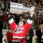 Carolina Hurricanes' Stanley Cup season deemed a 'Great Moment' by N.C. Sports Hall of Fame