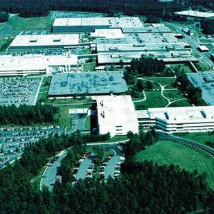 IBM employs around 10,000 workers in the Triangle.