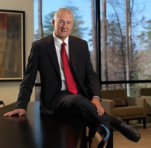 Jim Goodnight runs Cary-based SAS.
