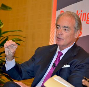 Jim Rogers, Duke Energy