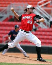 One-time Carolina Mudcats pitcher Josh Johnson played in the All-Star Game in 2009 and 2010.