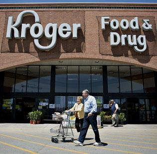 Ken Goldman boosted his year-end target for Kroger's stock from $35 to $38 on Friday.