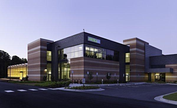 Medicago operations in Durham.