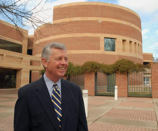 Norris Tolson is the president of the North Carolina Biotechnology Center.