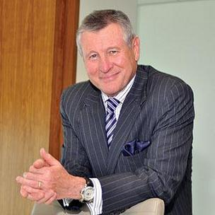 Dennis Gillings is chairman and CEO of Durham CRO Quintiles.