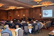 The crowd at the 2011 Tomorrow's Real Estate event.