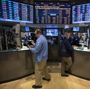 Results for Jacksonville companies on the stock markets has been mixed Tuesday.