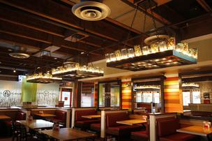 Chili's offers fast-casual dining.