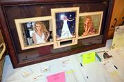 """""""A Taste of Country"""" was the title of this auction item, which was autographed by country singer Taylor Swift."""