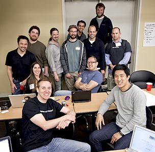The team behind Truxie was the big winner at Triangle Startup Weekend.