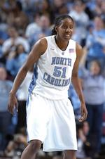Cancer survivor <strong>Jessica</strong> <strong>Breland</strong> leads UNC women to Sweet 16