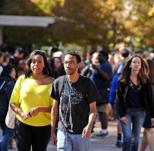 UNC-Chapel Hill administrators are considering plans to build a bridge that would increase pedestrian safety.