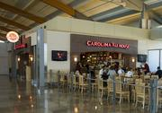 Raleigh restaurateur Lou Moshakos has built Carolina Ale House into a popular chain with 20 locations in four states. The location in Terminal 2 is RDU's sixth-highest grossing restaurant, with $916,636 in revenue in the first eight months of the year, representing growth of 5 percent from 2011.