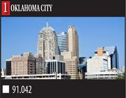 Workers' earnings have grown faster in Oklahoma City than in any other market during the past year (11.9 percent), and the unemployment rate (4.8 percent) is lower than anywhere but Omaha.