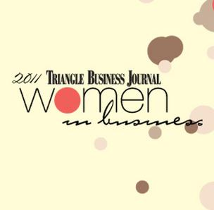 Triangle Business Journal unveils 2011 Women in Business Award winners