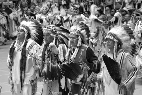 The Lumbee Tribe wants benefits bestowed to other tribes.