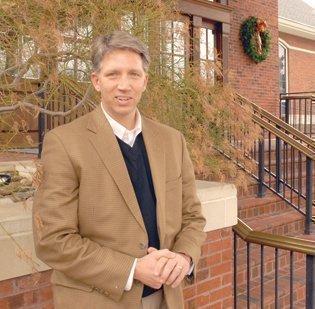 Scott Ralls heads up North Carolina's community colleges.