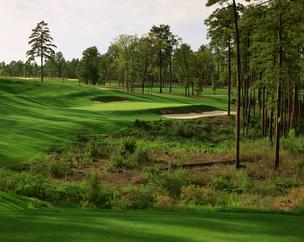 #10 Pinehurst No. 8, Pinehurst | Course designer: Tom Fazio | Year opened: 1996 | 7,092 yards