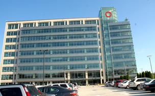 Quintiles' head office in Durham, N.C.