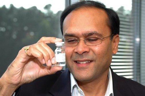 Vipin Garg is CEO of Tranzyme Pharma.