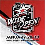 Raleigh unveils plans for NHL All-Star 'extravaganza'