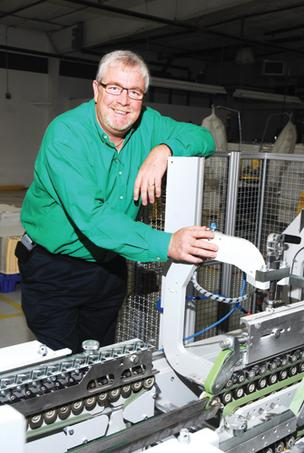 CEO Joe Elphick and 3C Packaging have won a Fast 50 award.
