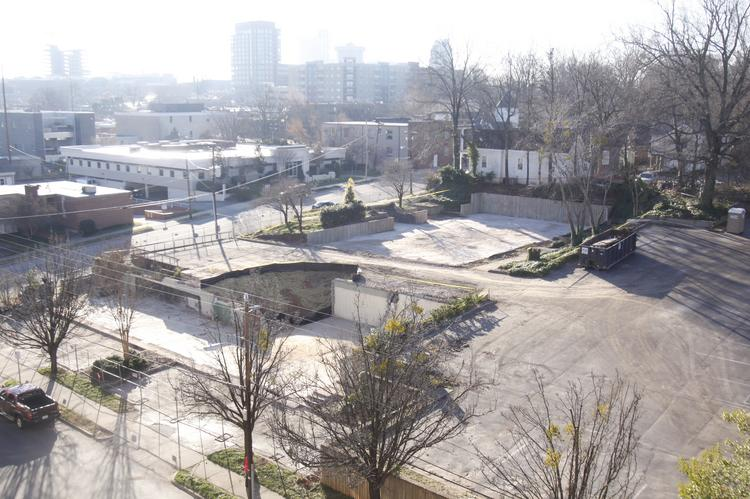 Southern Land Co. of Franklin, Tenn. is developing the project at 425 North Boylan.