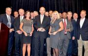 The 2013 CIO award winners pose for a photo.  Click here to see more photos from the Oct. 17 CIO Awards