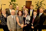 This years' class of CFOs of the Year.