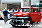 1950 F-1 Ford truck.