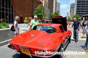 1967 Chevrolet Corvette with a 427 L88 engine and 500 HP.