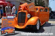 This 1934 Chevrolet sedan is for sale.