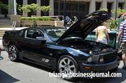2007 Ford Mustang Saleen.