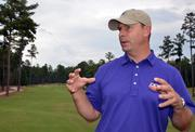 Old Chatham Golf Club's director of golf operations John Marino discusses how to best play hole No. 14.