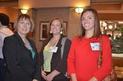 Employees with Langdon and Co. at the 2012 Best Places to Work Awards.