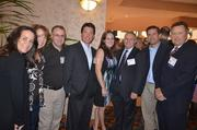 Employees with NetApp at the 2012 Best Places to Work Awards.