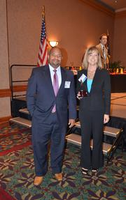 Employees with Hire Networks at the 2012 Best Places to Work Awards.